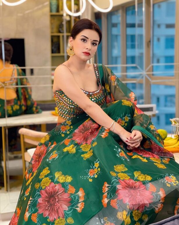 TV Actress Avneet Kaur