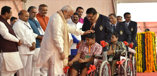 PM-Modi-will-distribute-the-aids-and-equipment-at-Rajkot