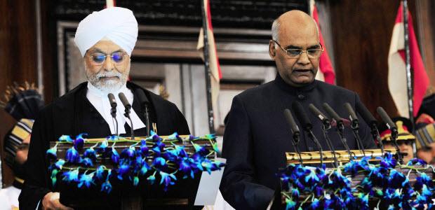Shri-Ram-Nath-Kovind-on-his-Assumption-of-office-as-President-of-India