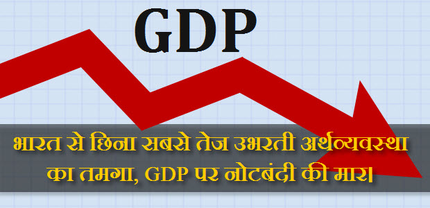 /gdp-growth-rate-declines-to-7-1-from-8-India-also-lost-the-tag-of-the-fastest-growing-economy