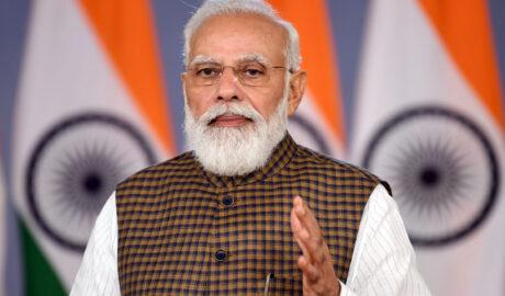 PM Modi bows to Maharishi Valmiki on Valmiki Jayanti